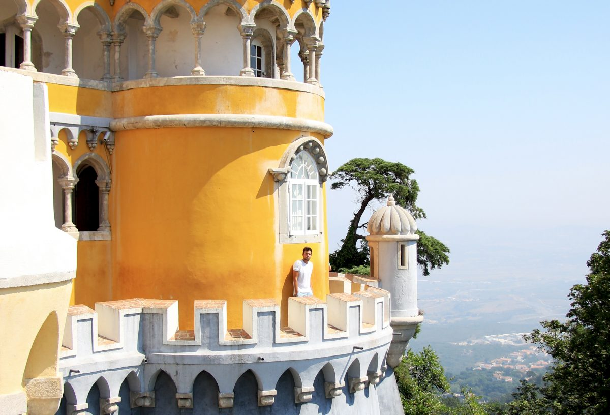 Sintra, a colorful place!