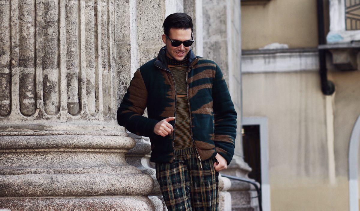 Missoni Look, Milan Fashion Week FW18